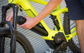 sostituire batteria bici elettrica