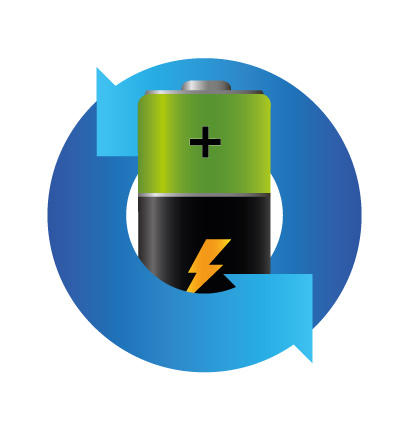 rigenerazione trasformazione batterie